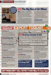 computer shopper magazine full page